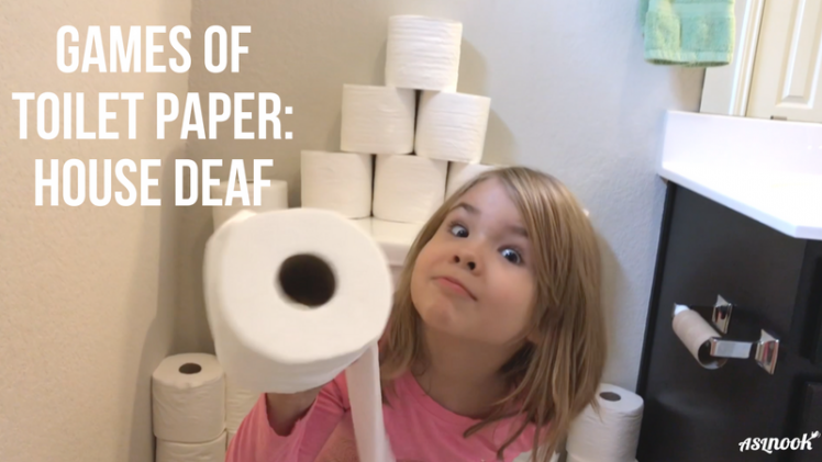 Games of Toilet Paper: House Deaf
