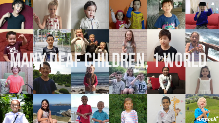 Many Deaf Children, One World